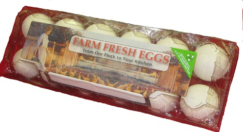 Murray mcmurray hatchery egg cartons for Egg carton labels template