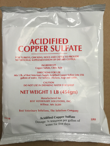 coppersulfate