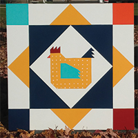 Murray McMurray Hatchery | Large Coop Quilt | Limited Edition