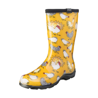 McMurray Hatchery Daffodil Yellow Chicken Boots