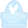 Murray McMurray Window Decal