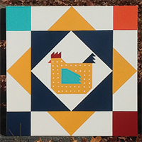 Murray McMurray Hatchery | Small Coop Quilt | Limited Edition